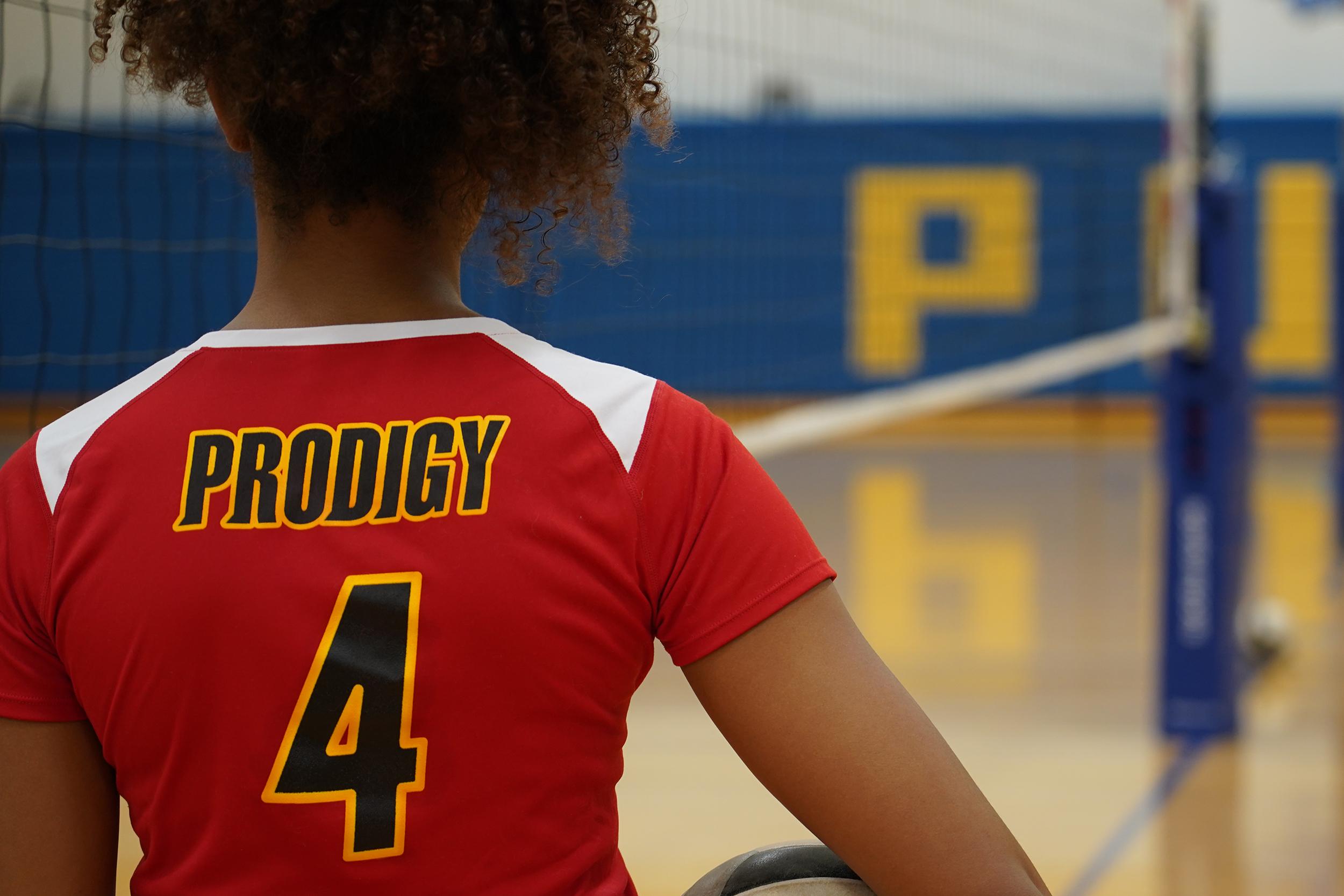 Prodigy Volleyball